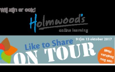 Holmwood's komt naar u toe!