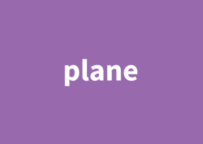 Flashcards BTS plane 2