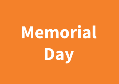 Flashcards PAYR Memorial Day2